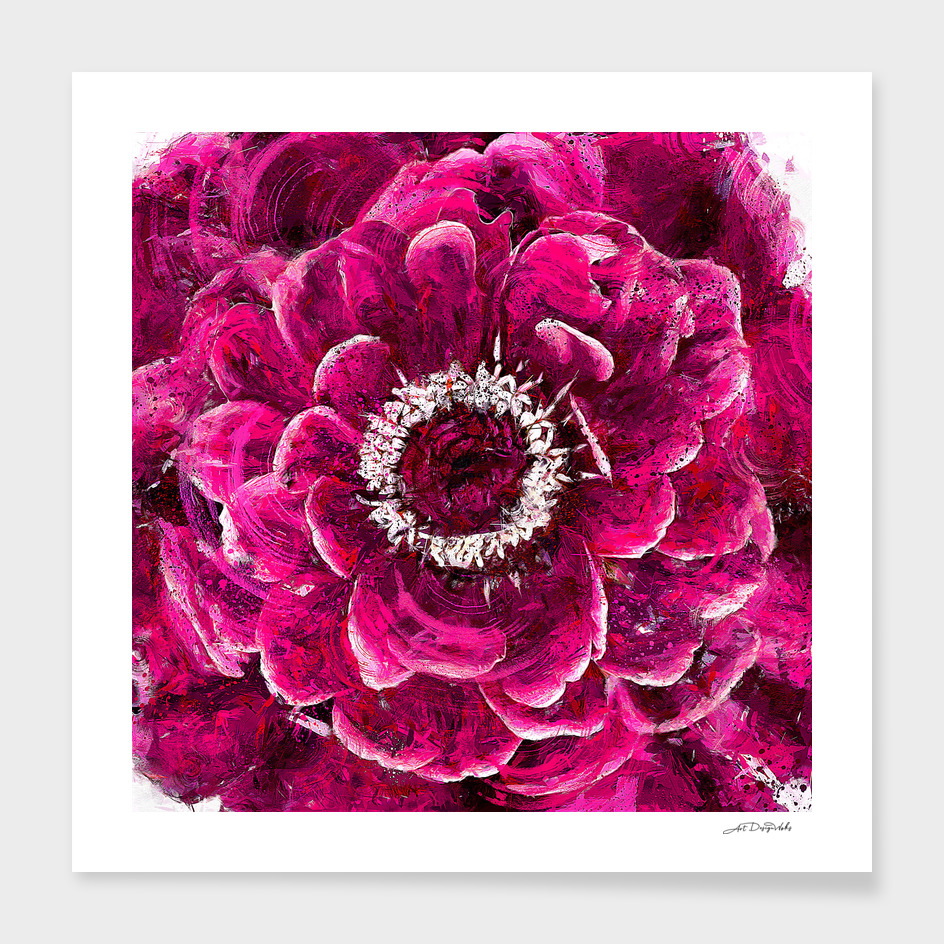 Artistic - Abstract Flower