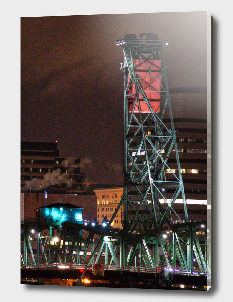 Hawthorne Vertical Lift Bridge
