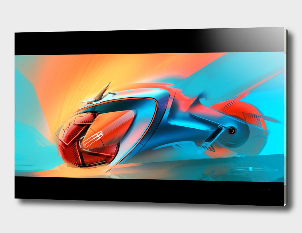 Bugatti Super Bike
