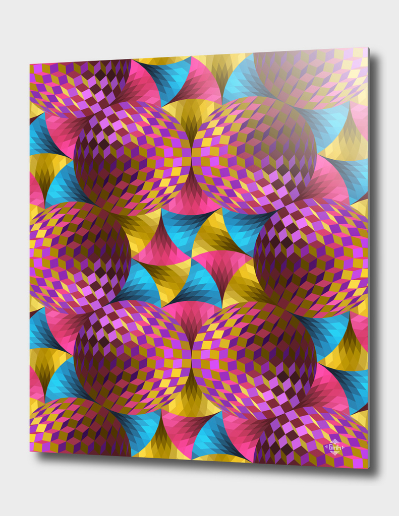 Cube Ball 42