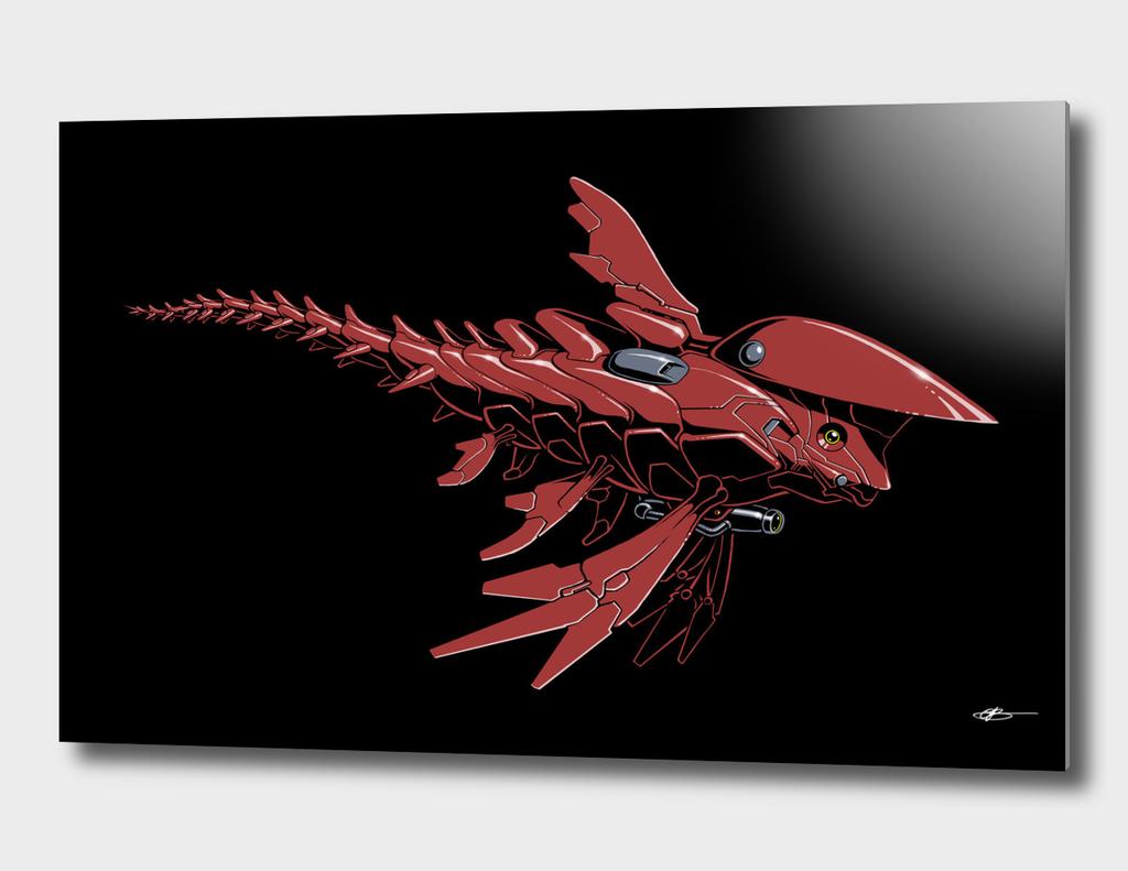 Microfish Red edition