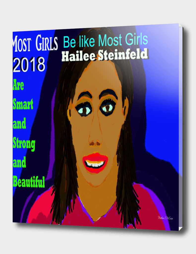 Most Girls Are Beautiful 2018
