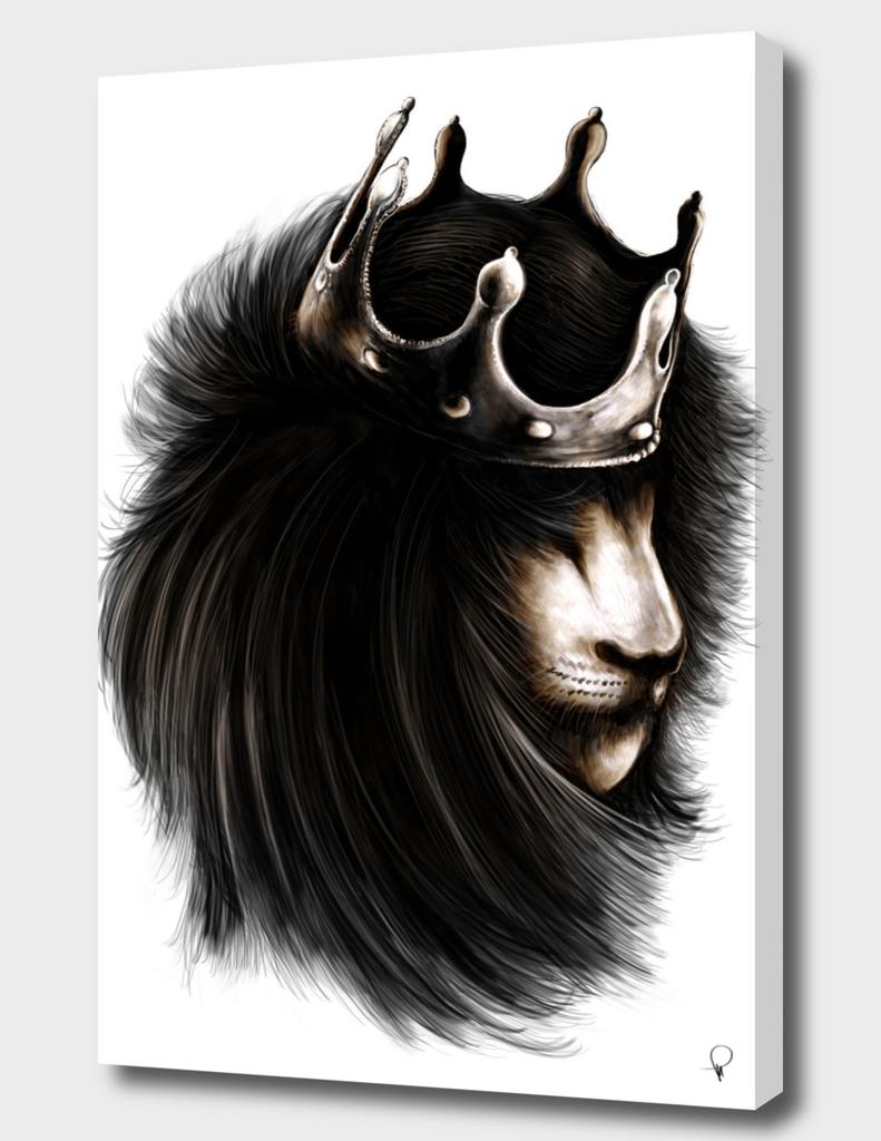 Lion Throne