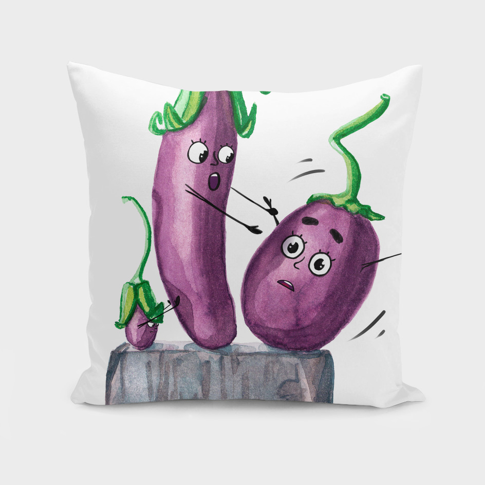 Surprizes eggplant