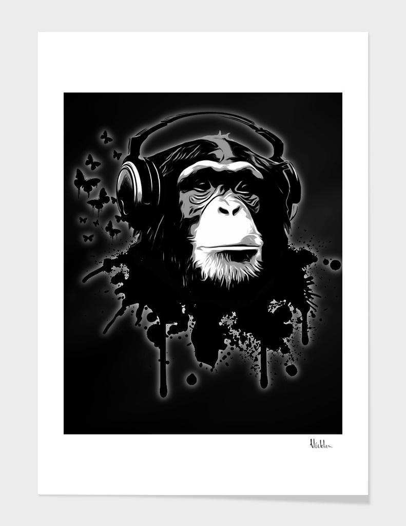 Monkey Busines - Black