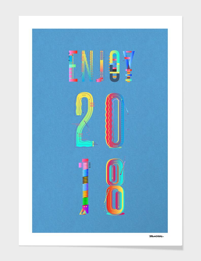 ENJOY 2018 – Notebooks & more