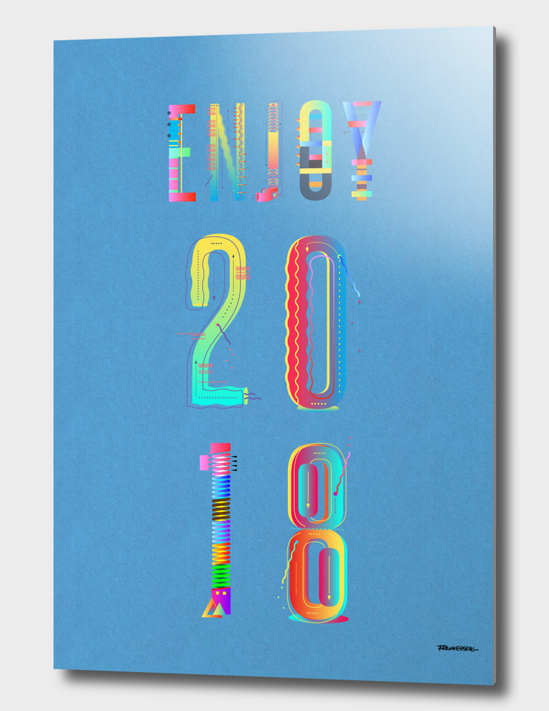 ENJOY 2018 – Notebooks & more