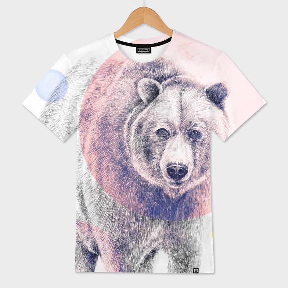 Mystical Woodland Animals: The Bear