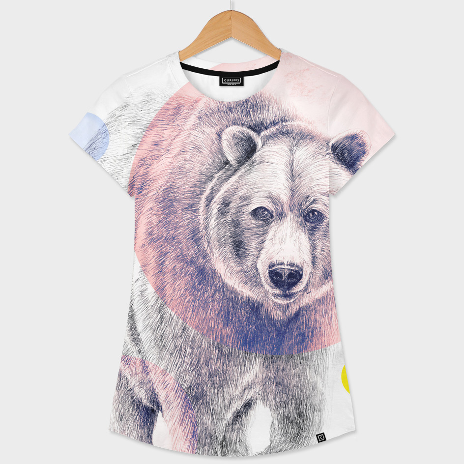 Mystical Woodland Animals: The Bear