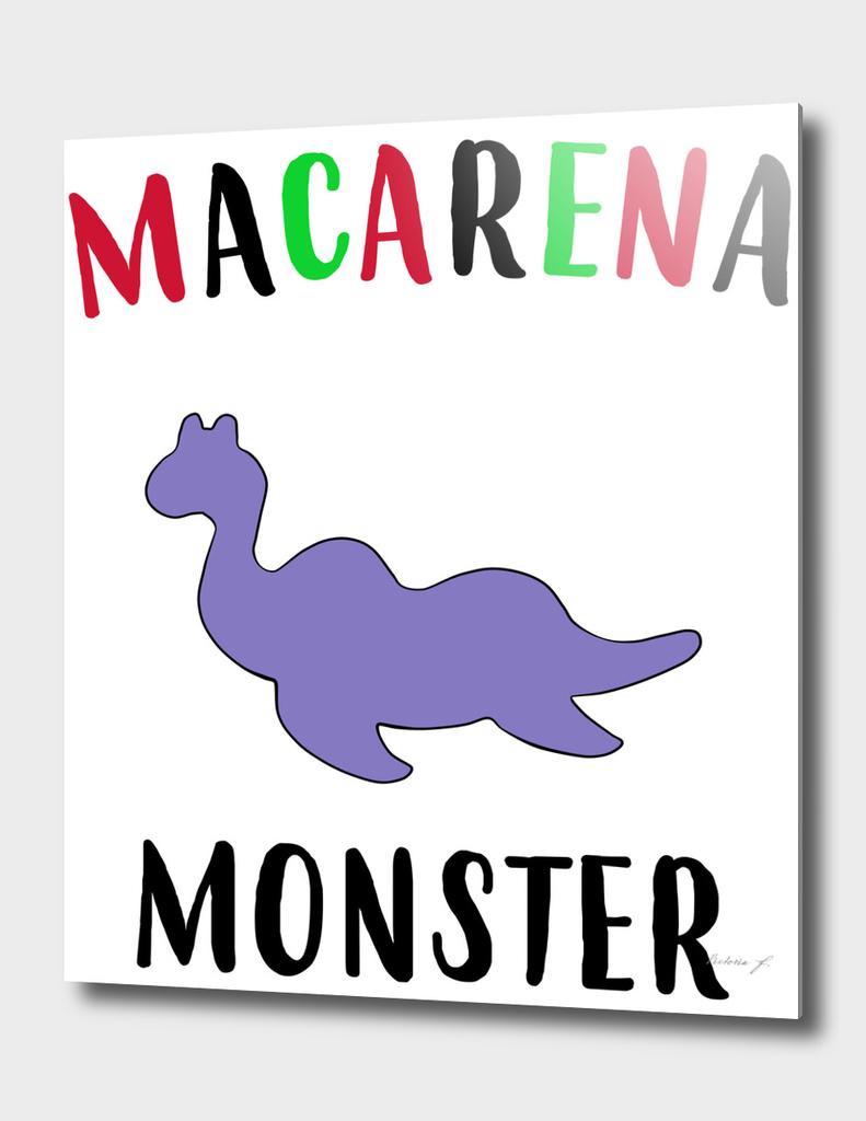 Macarena Monster