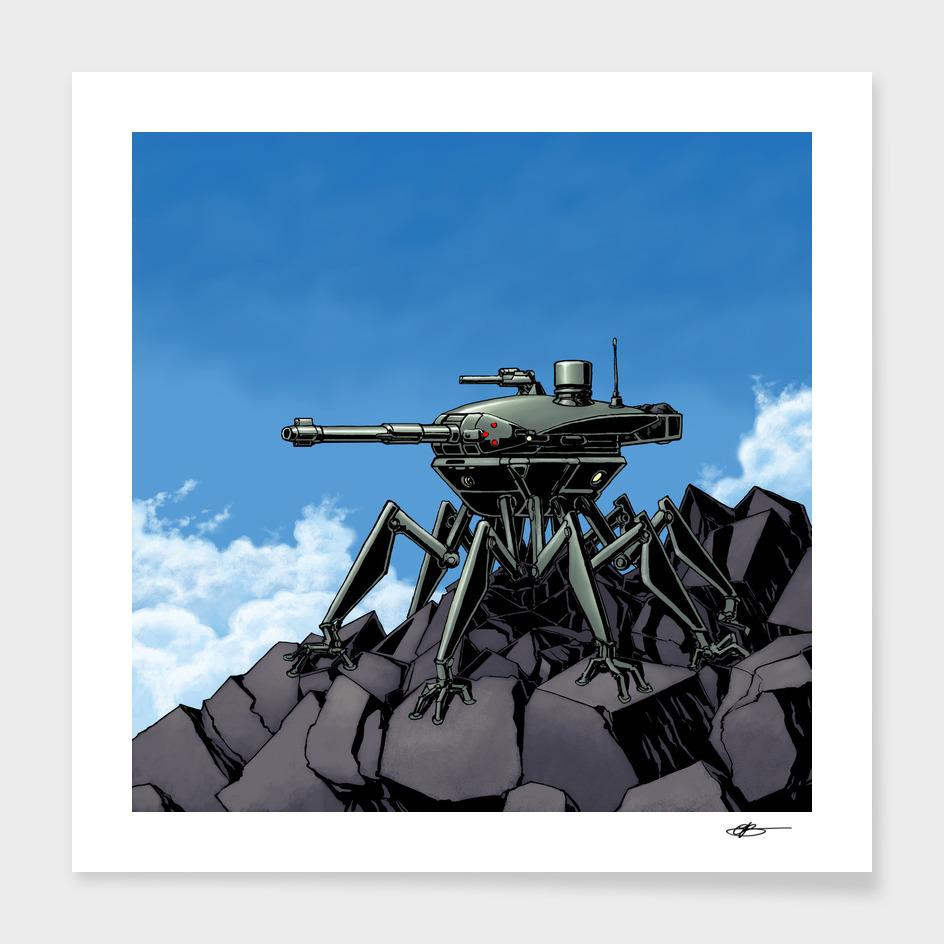 Mountain Sentinel