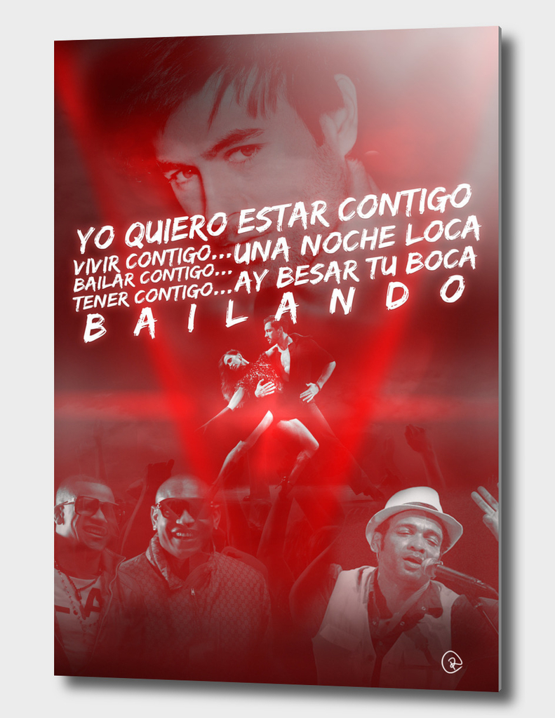 """Bailando"" Enrique Iglesias"