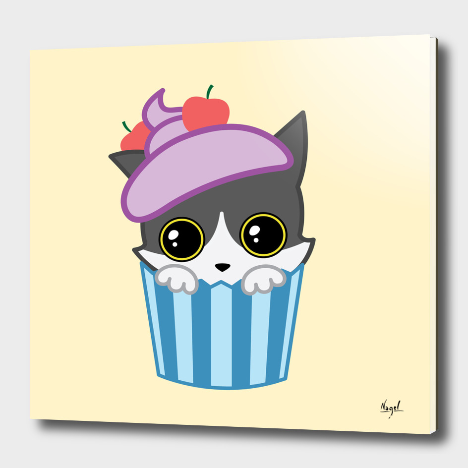 Cupcake kitty