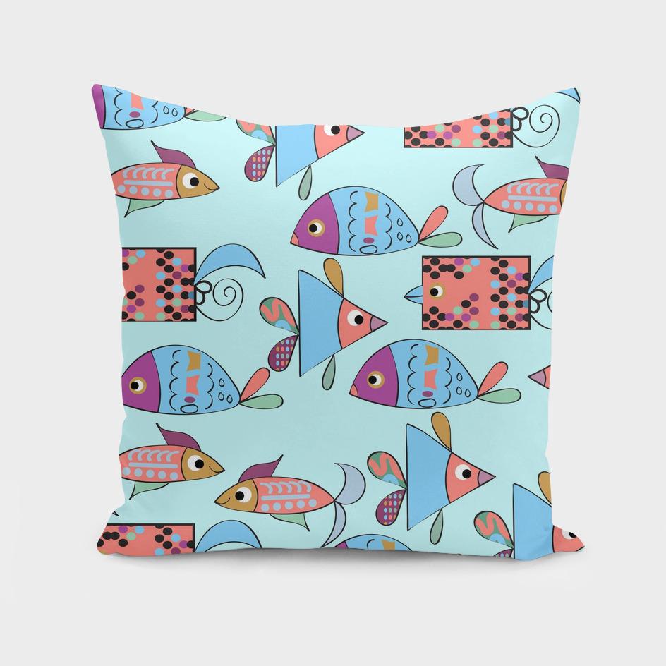 Fish pattern 55