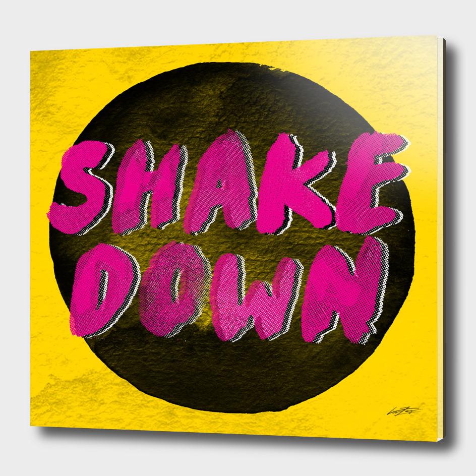 SHAKE DOWN 2