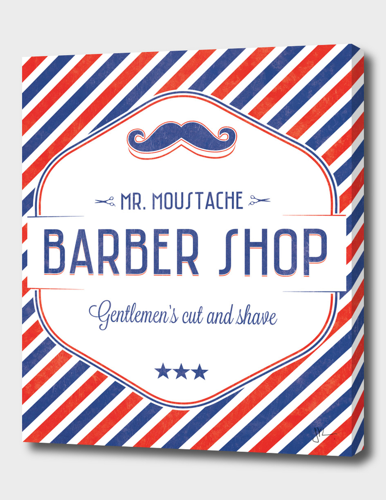 Mr. Moustache Barber Shop