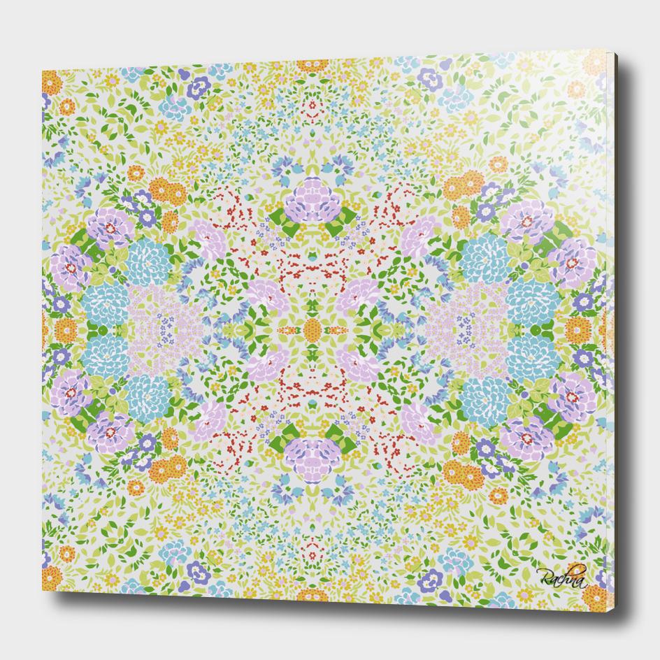 Spring Summer Florals Pastels