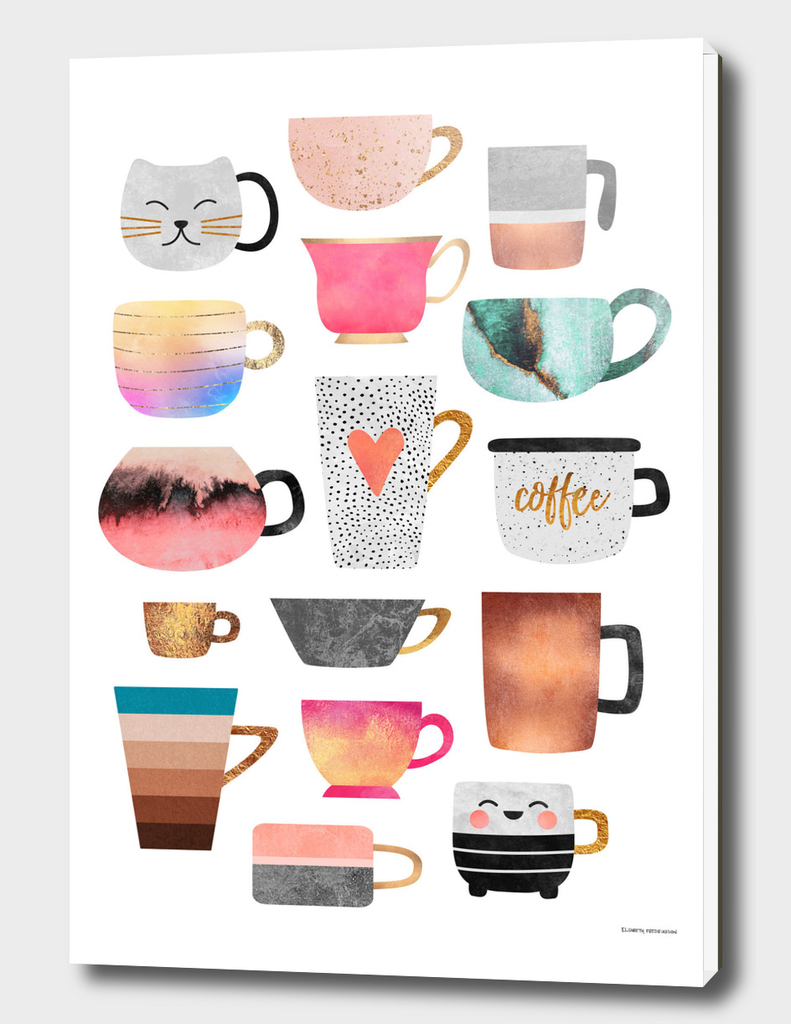 Coffee Cup Collection