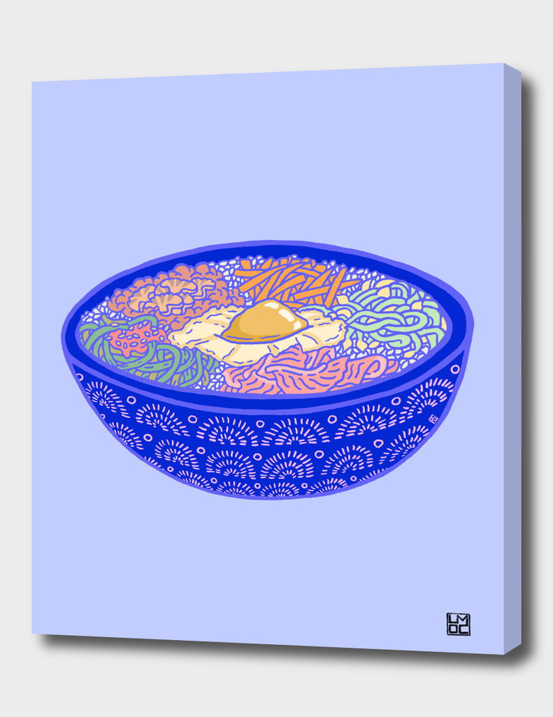 Bibimbap Bowl