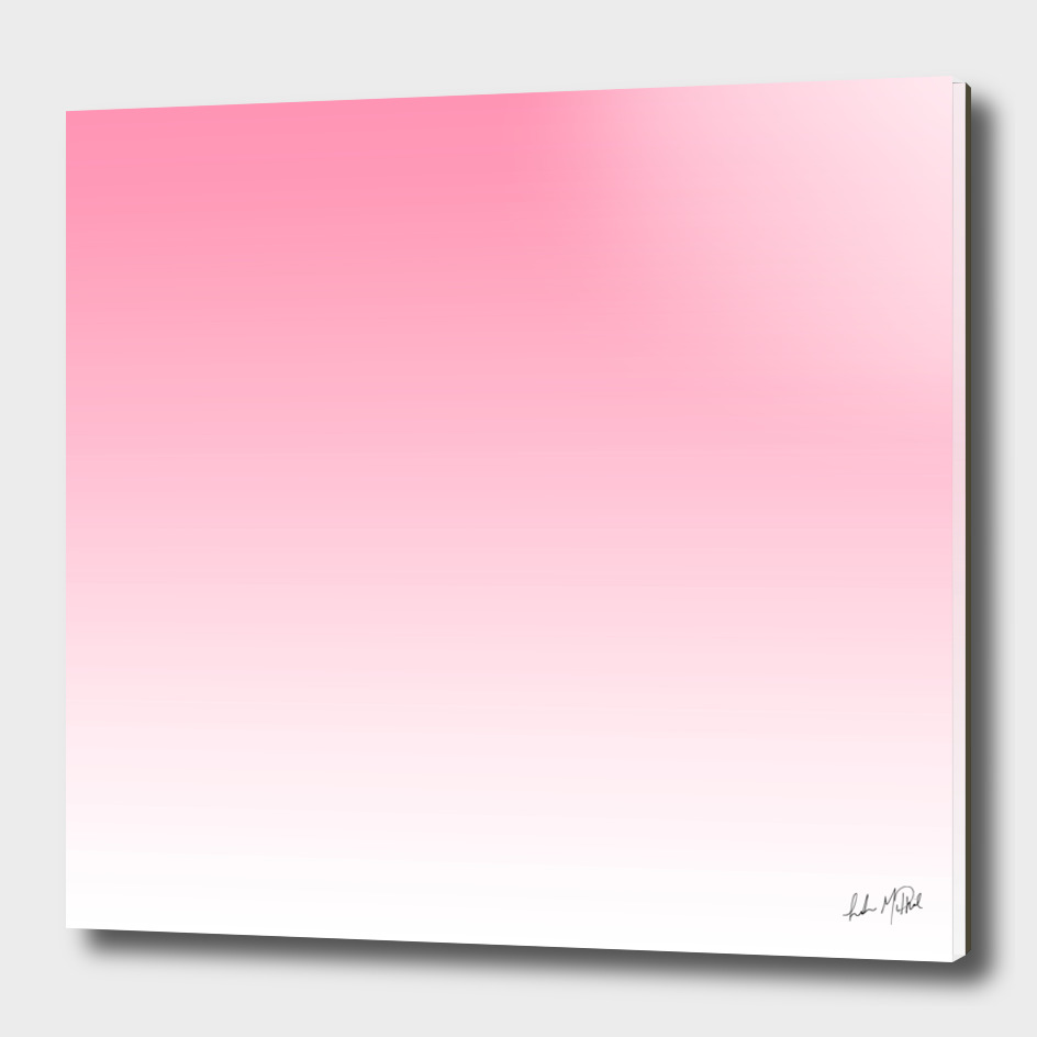 Aria Pink and White Gradient