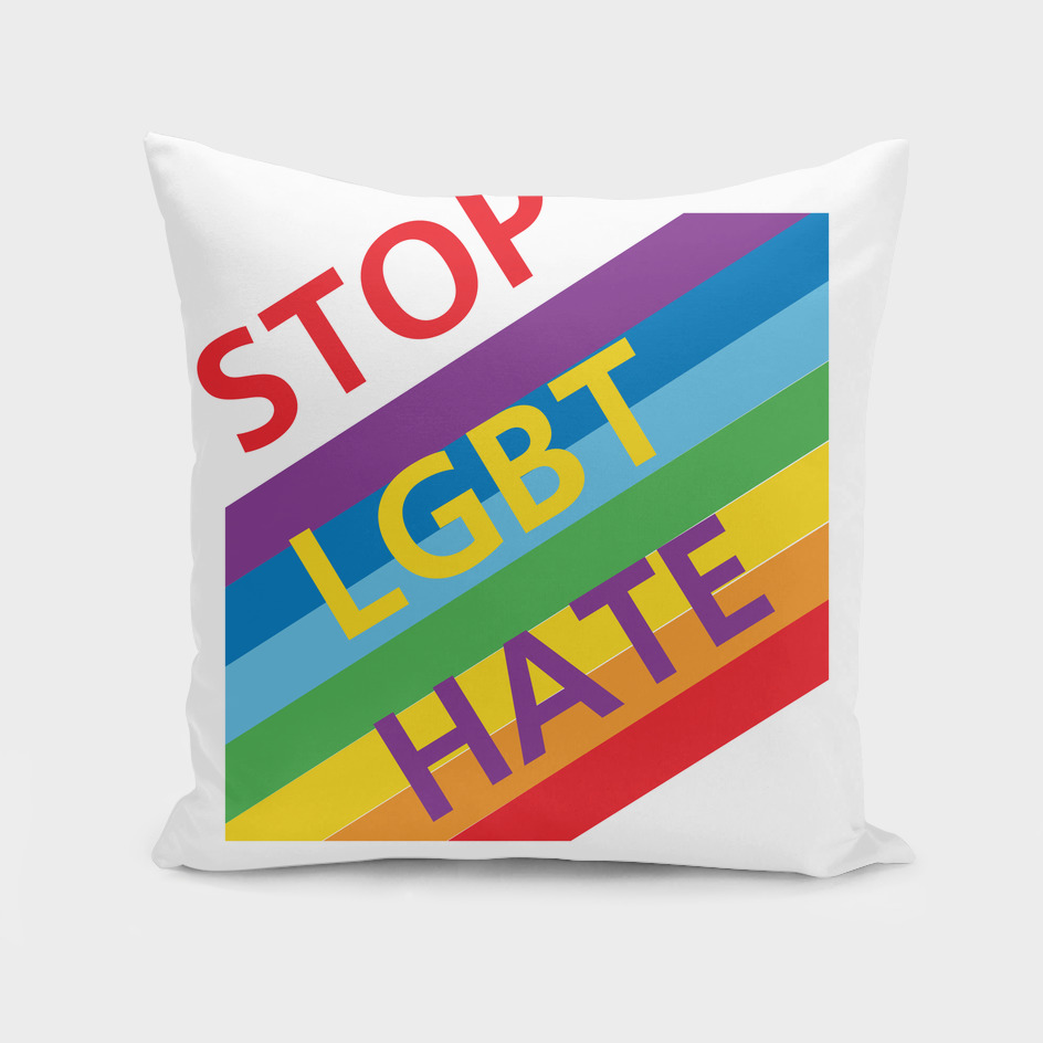 Stop HATE LGBT by Victoria Deregus_04