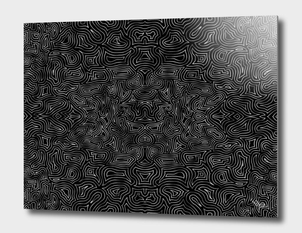 Mind Maze Gray