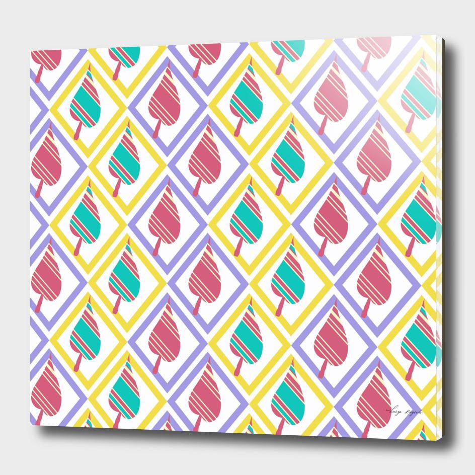 Floral pattern 777