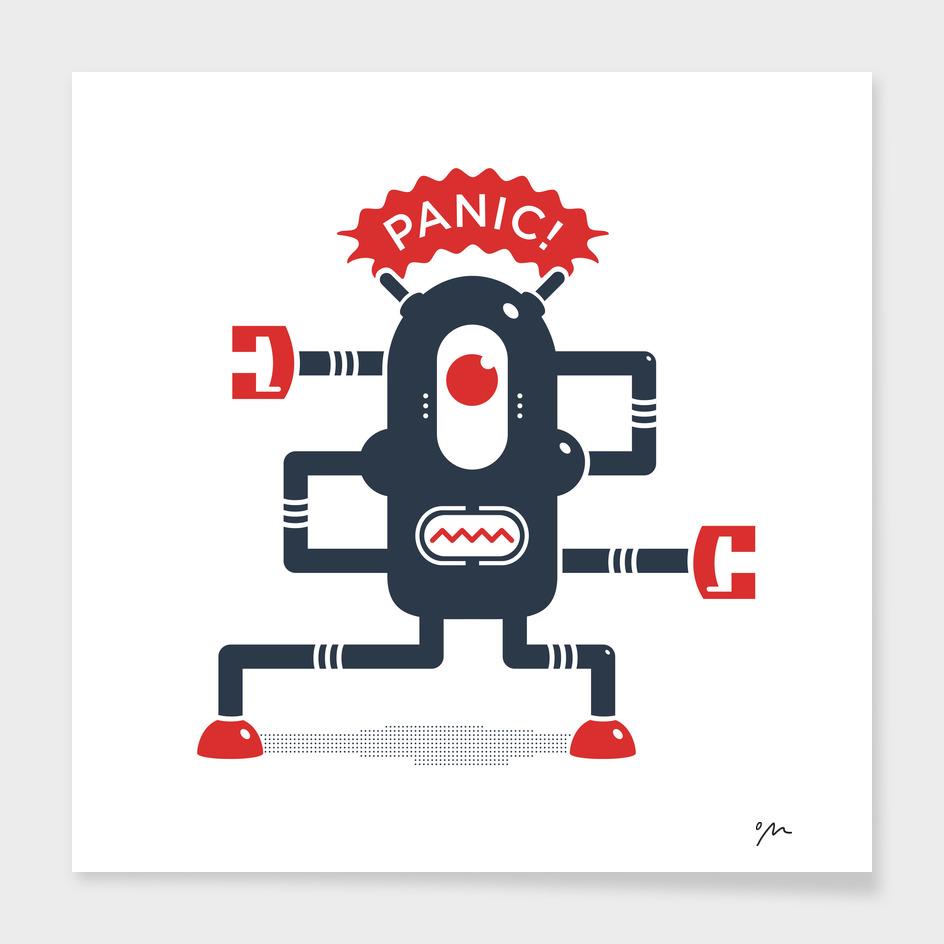 Panic Bot #3