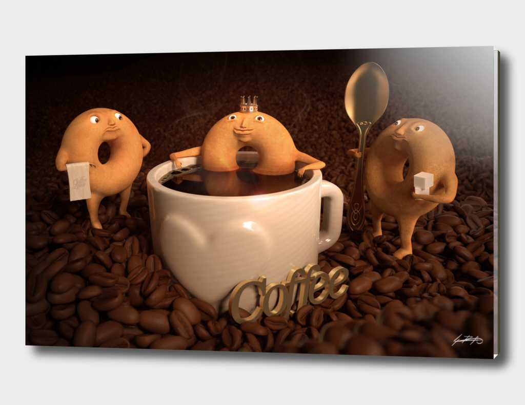 King Coffee Lover