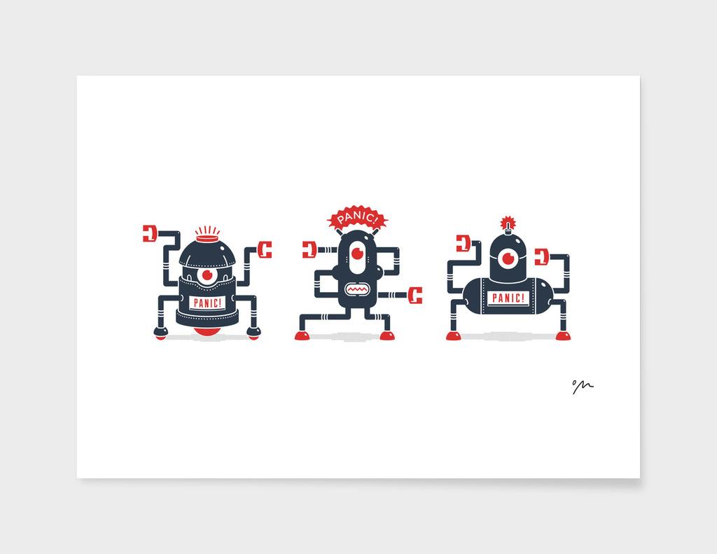 Panic Bots