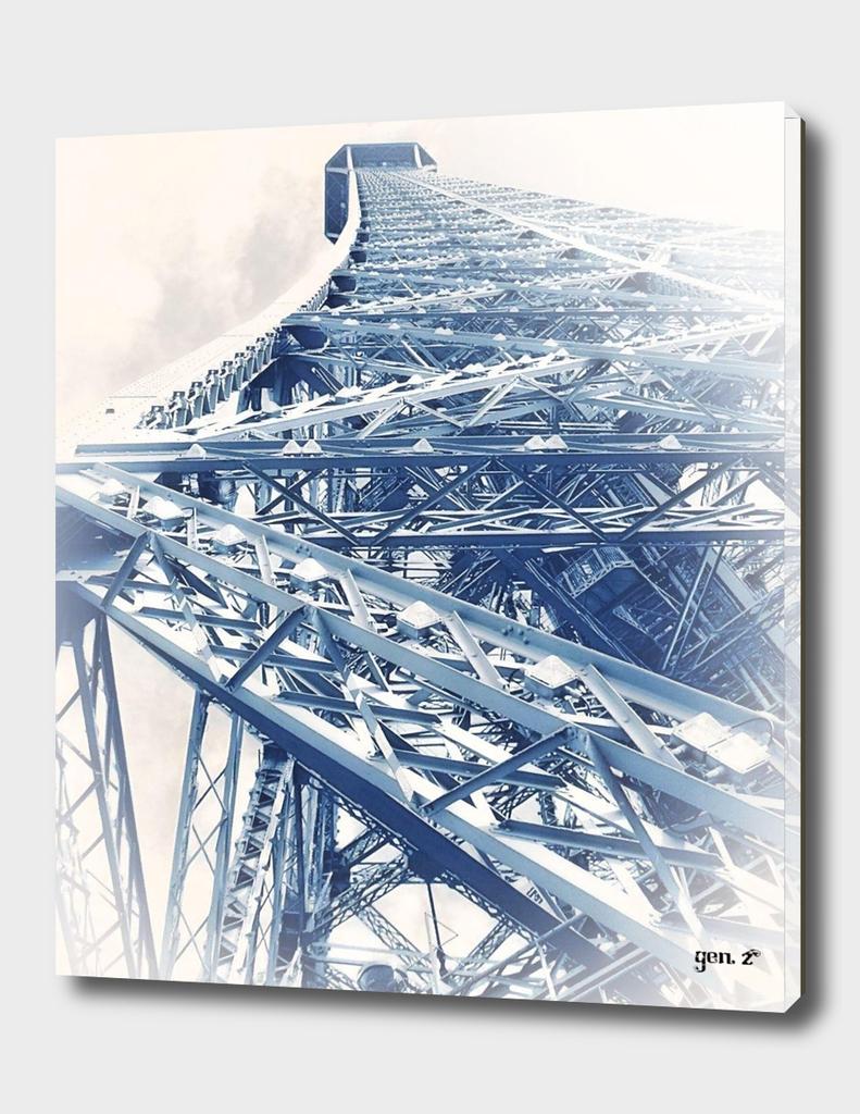 Tour Eiffel (Eiffel Tower) by GEN Z
