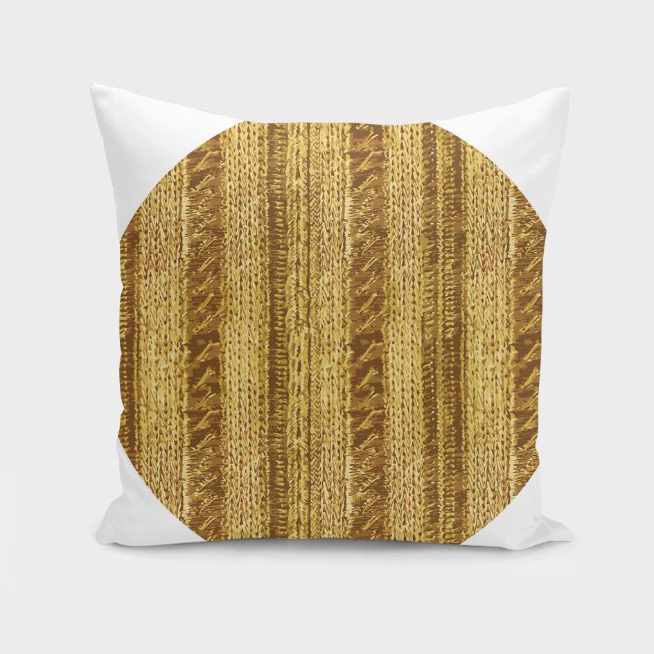 Arabian Bisht Golden Decoration