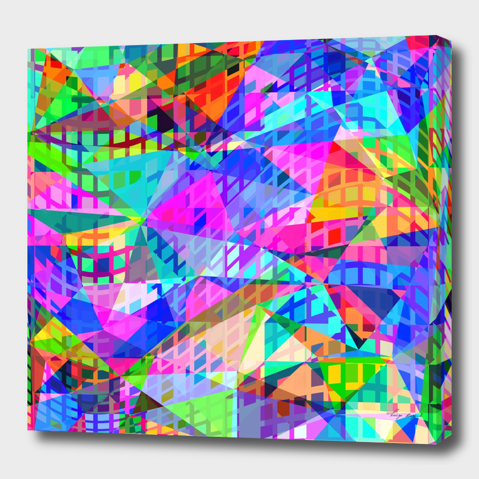 Geometric pattern 44