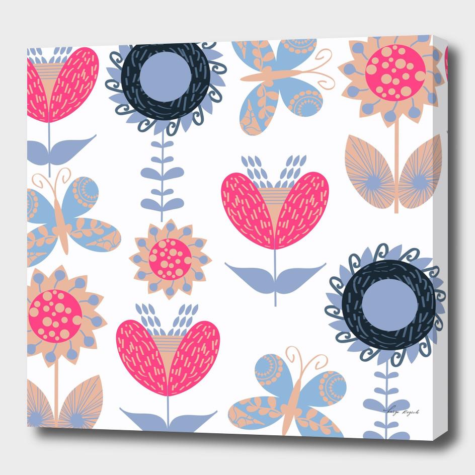 Floral pattern 7