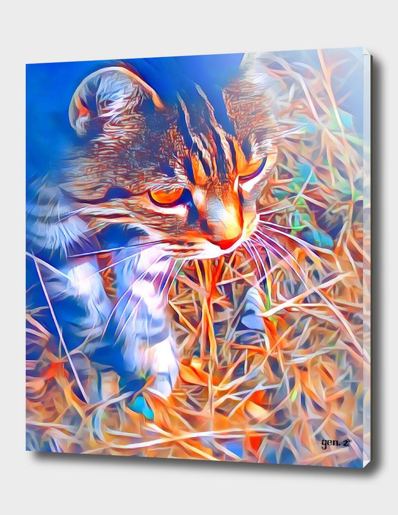 Wild Cat by GEN Z