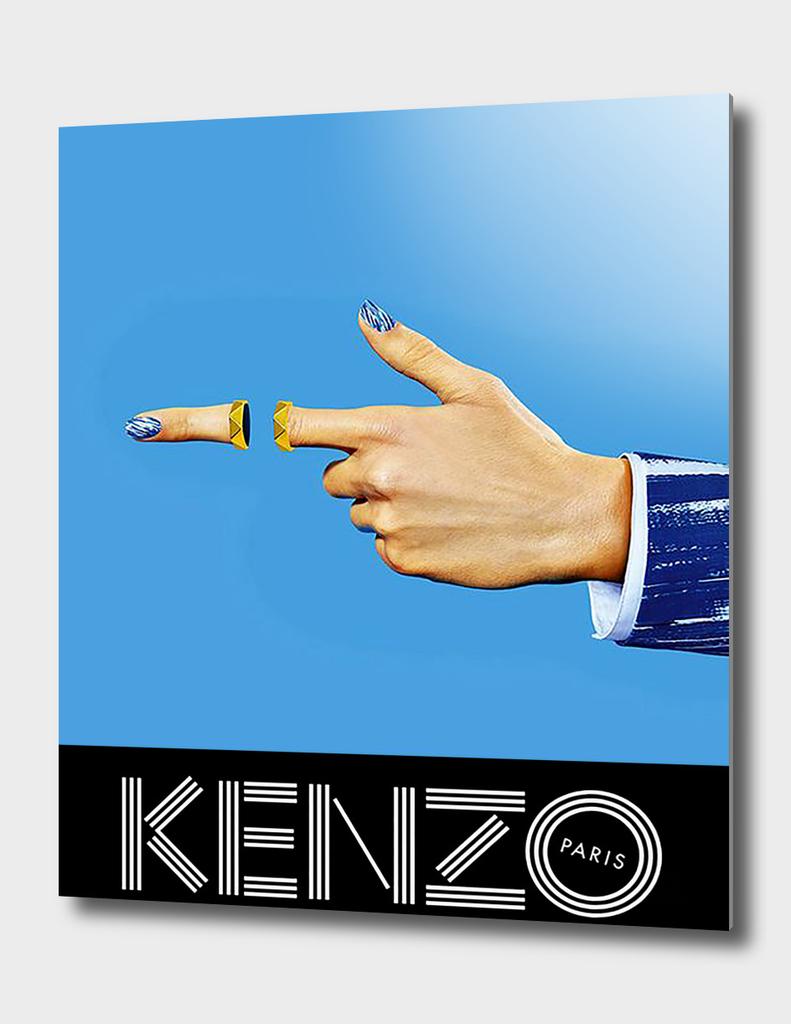 kenzo pow!