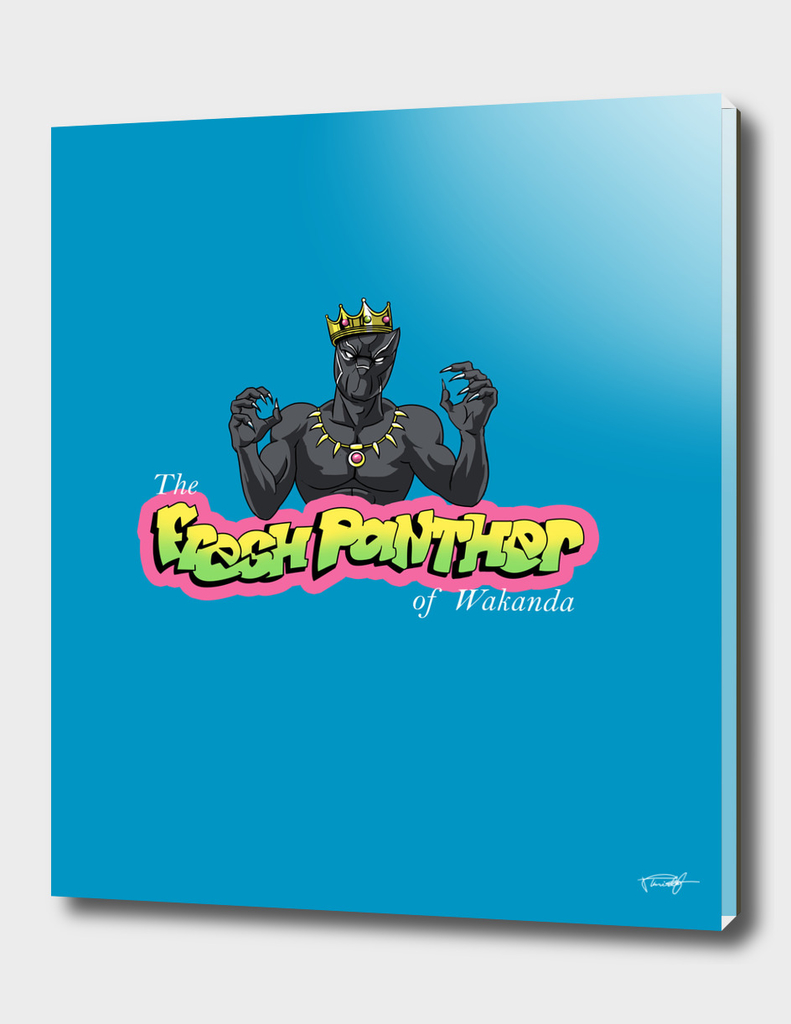 The Fresh Panther of Wakanda