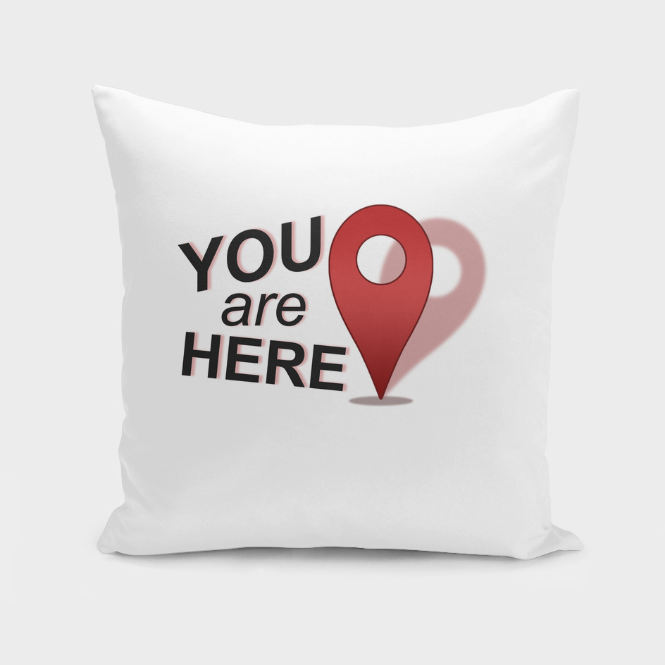 You Are Here (Right Where You Belong)