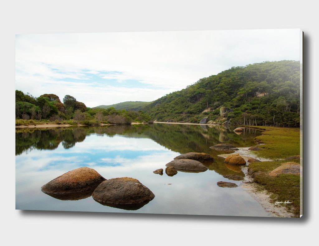 Tidal River Wilsons Promontory National Park