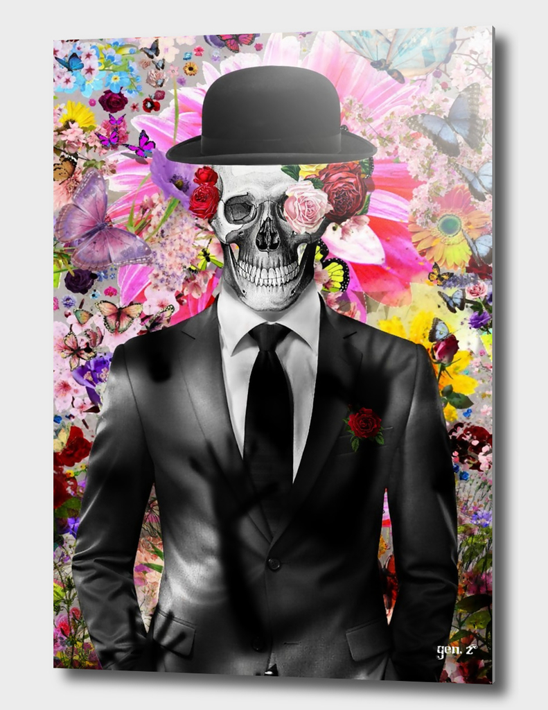Skeleton Swag by GEN Z
