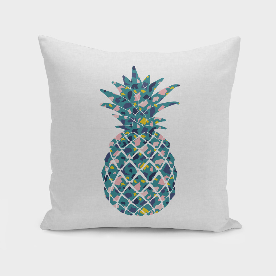 Pineapple Teal
