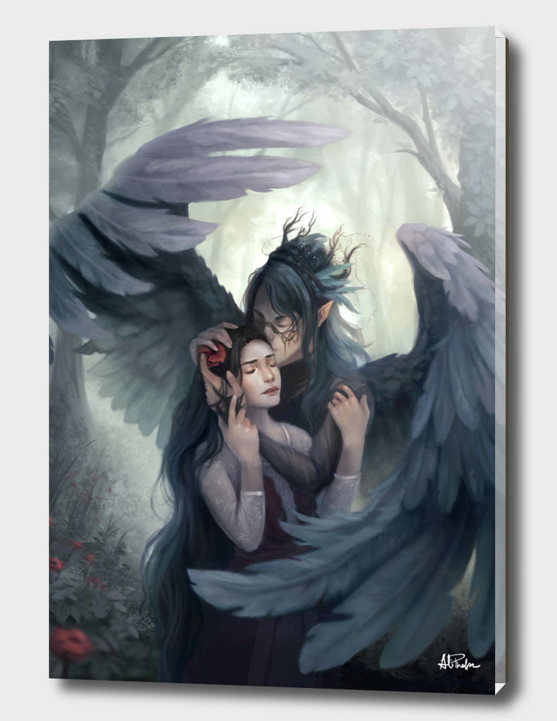 The Saint & The Seraph