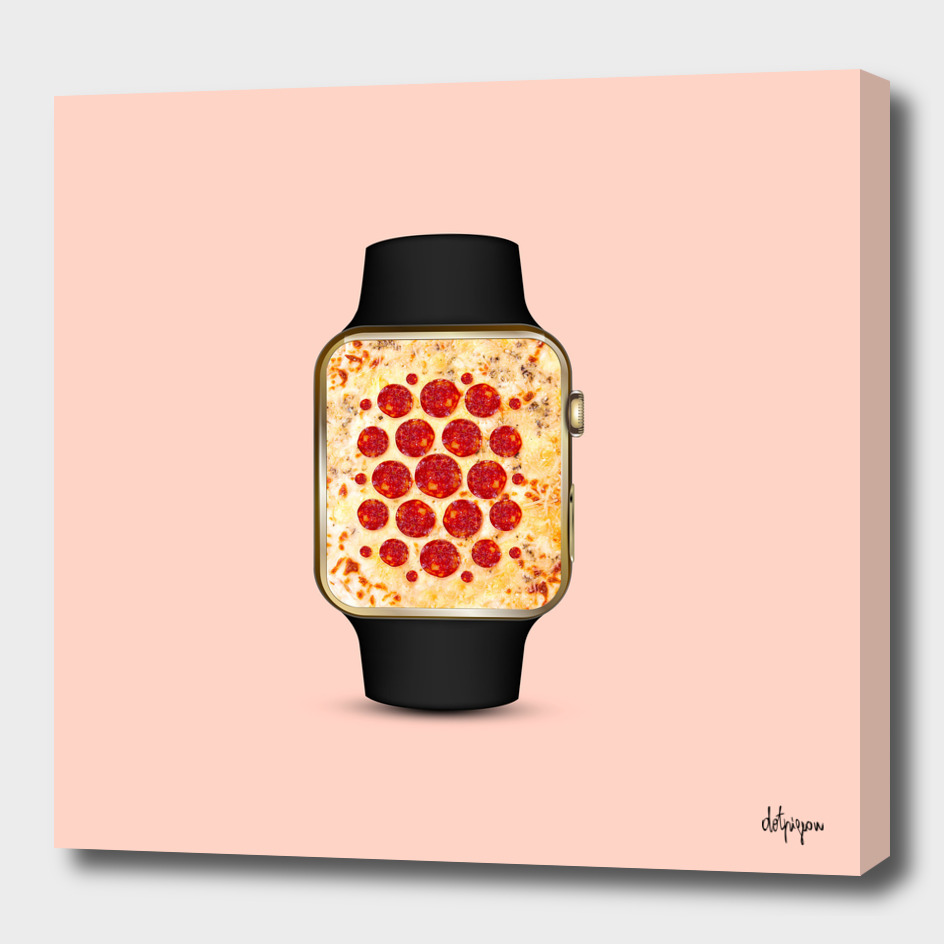 iWant pizza 🍕