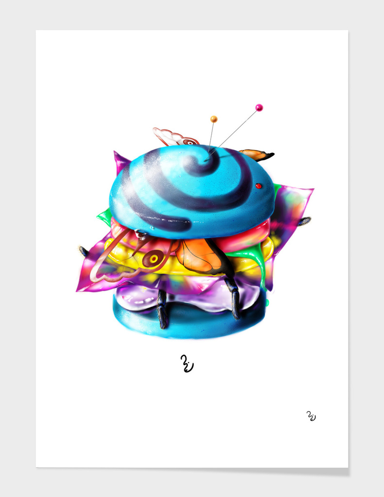 ColorBurger
