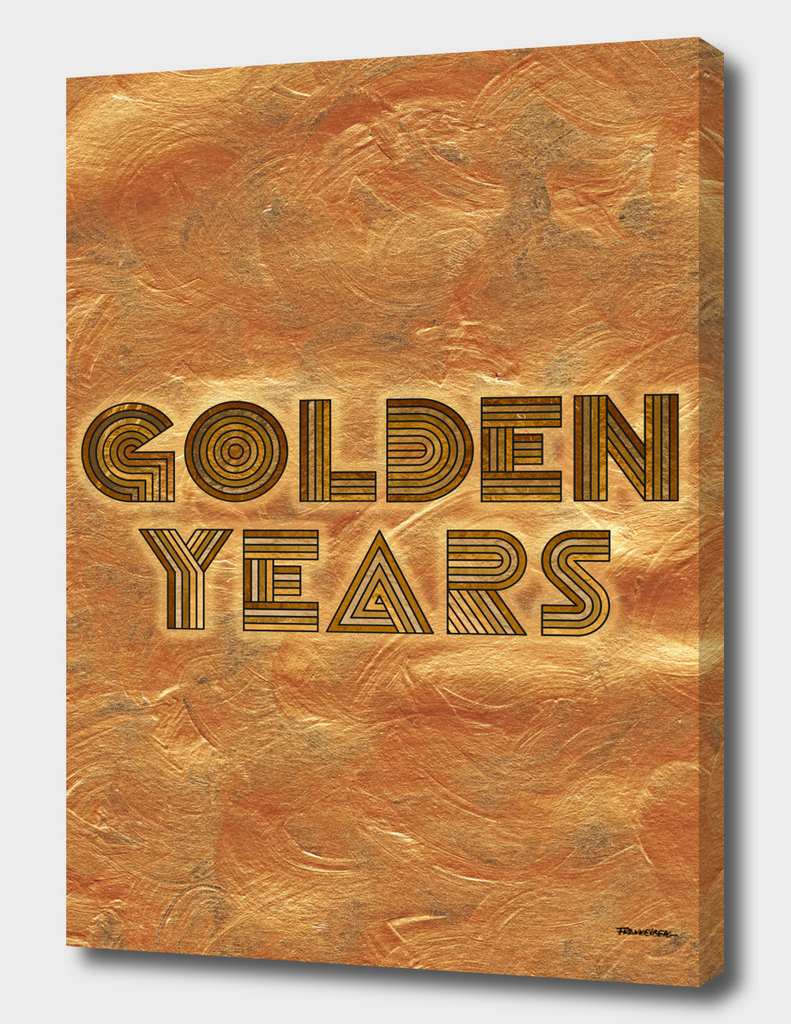 Golden Years – Gold