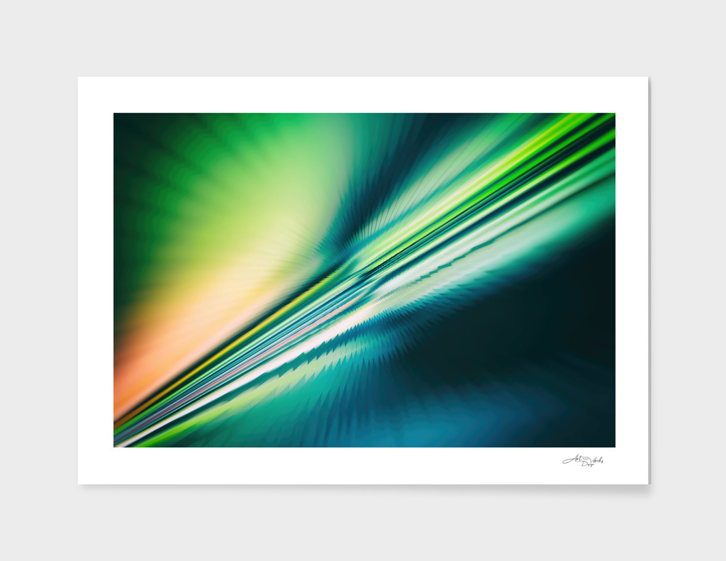 Fractal Pixels IV / LE