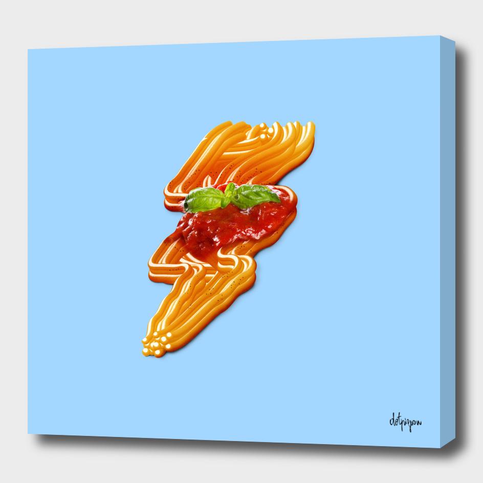 Spaghetti Thunderbolt