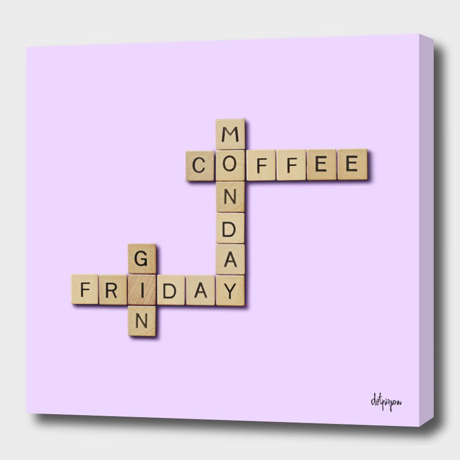 Monday Vs Friday