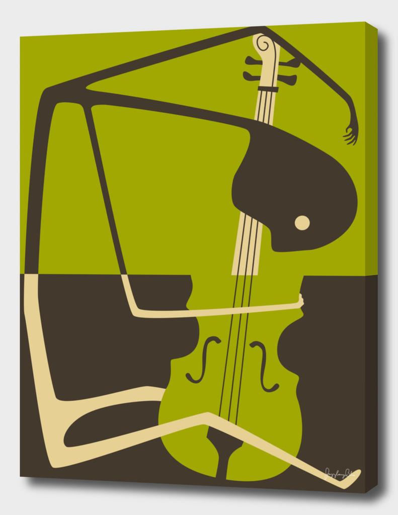 The Blues' Cello