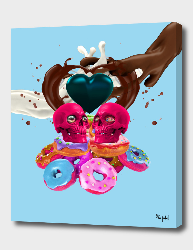Love Is Like Donuts